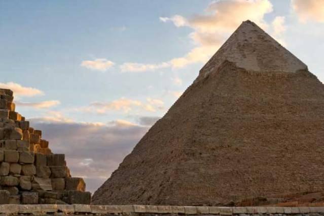 Egyptian Pyramids 2