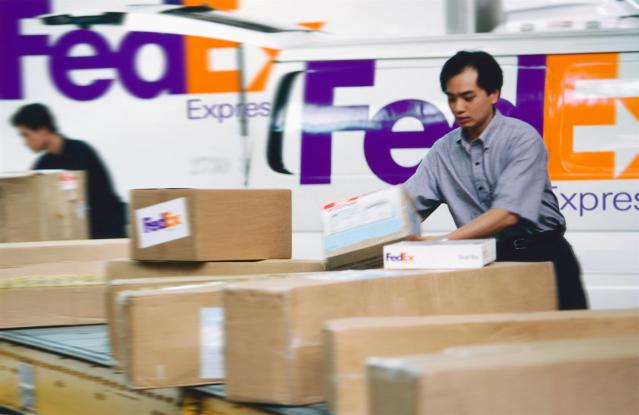 Fedex Facility