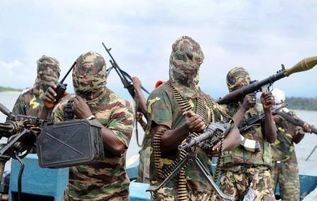 Boko Haram Men