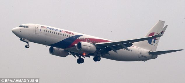 Malaysian Airlines Aircraft
