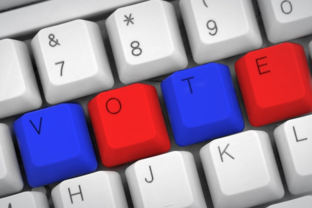 Vote Keyboard
